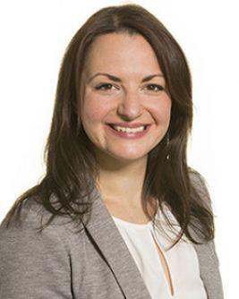 Vicky McCombe